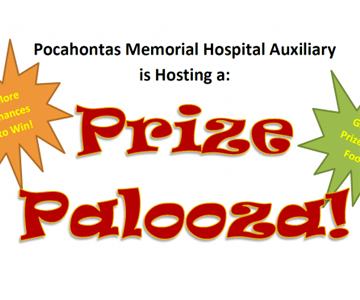 Prize Palooza Coming Up!