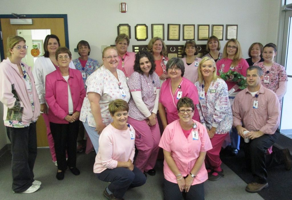 PMH Recognizes National Breast Cancer Awareness Month