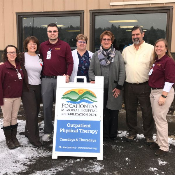PMH Now Providing Physical Therapy in Green Bank