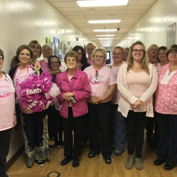 National Breast Cancer Awareness Month Recognized at PMH
